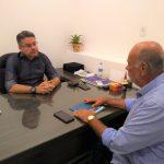 Crea-SE busca apoio de senador, Alessandro Vieira,  a favor da pauta Sistema Confea/Crea