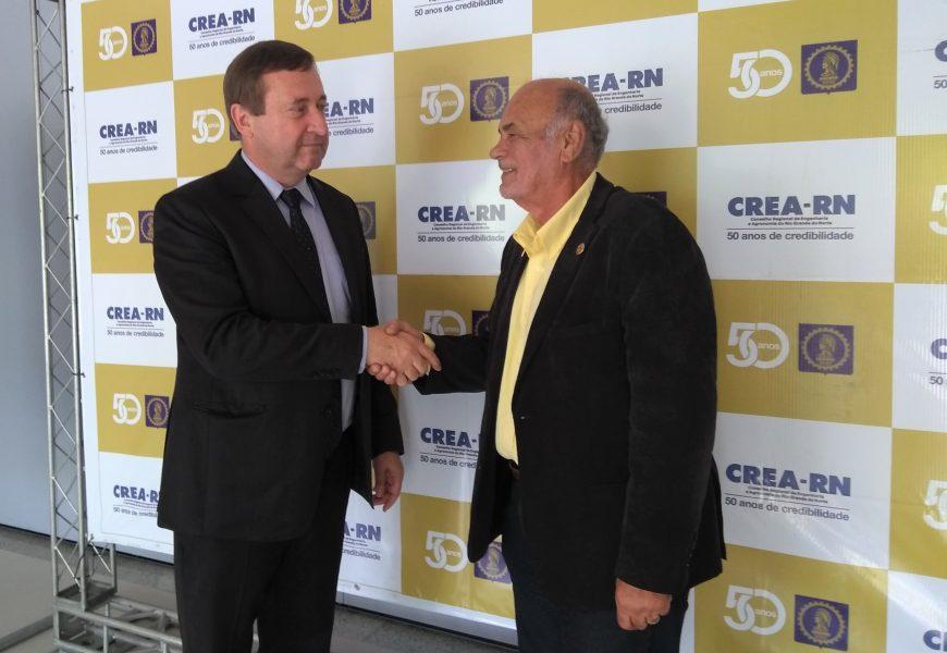 Crea-SE apoia proposta de elaboração de nova redação para a PEC 108/2019