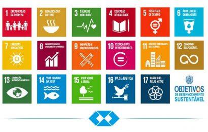Mútua promove ODS em seu estande, na Soea