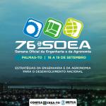 Crea-SE participa da 76ª Soea com uma delegação de 69 integrantes