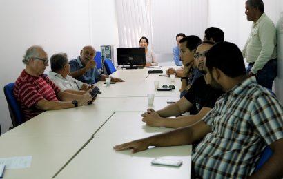 Nova gestão do Colégio de Entidades de Classe destaca ações e projetos e ressalta apoio do Crea-SE