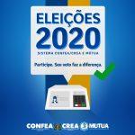 Confea publica edital de convocação eleitoral 2020