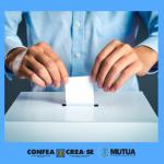 Eleição Confea/Crea/Mútua: Profissionais já podem escolher local de votação