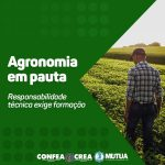 Confea ingressa com ação civil pública contra o Conselho dos Técnicos Agrícolas