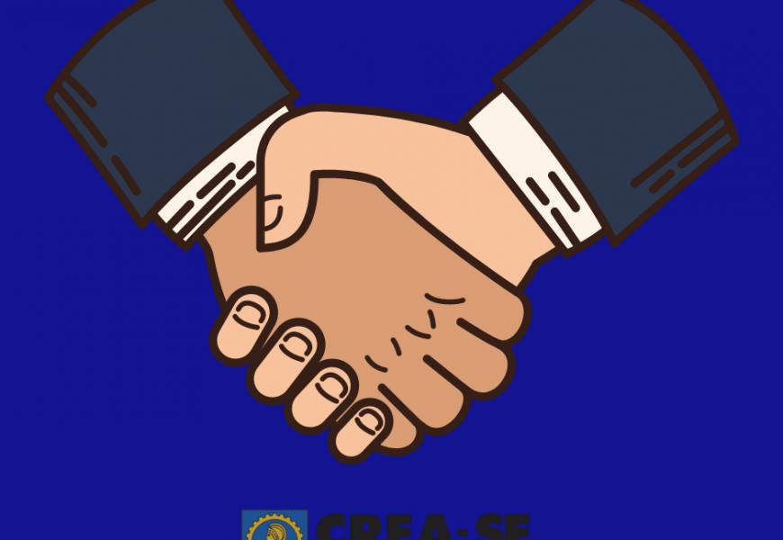 Crea-SE firma convênio com a Prefeitura de Itabaiana para instalação do Núcleo de Interiorização e Descentralização