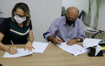 CREA-SE firma convênio de cooperação técnica com município de Monte Alegre