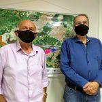 Crea-SE e Emurb definem formalização de parceria para ampliar fiscalização de obras em Aracaju