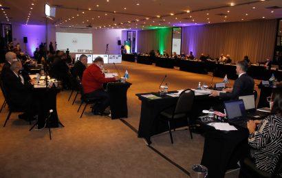 Reflexão e mudança pautam abertura de reunião do Colégio de Presidentes