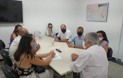 Criação do Grupo de Trabalho Ambiental é pauta de reunião entre o Crea-SE e a ASESA