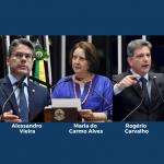 Senado: Bancada de Sergipe confirma  apoio ao Sistema Confea/Crea