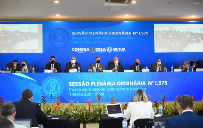 Lideranças prestigiam posse da nova diretoria da Mútua – Caixa de Assistência