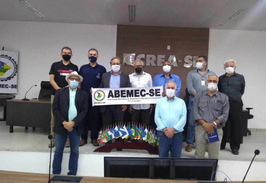 Crea-SE e Abemec-SE promovem debate sobre aplicação das Normas que garantem qualidade do ar em ambiente fechado