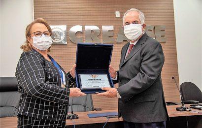 Engenheira agrônoma de Sergipe é homenageada na Soea Connect