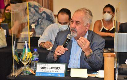 Presidente Jorge Silveira defende maior flexibilidade na negociação de anuidade, auto de infração e multas